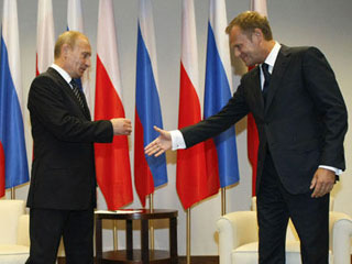 普京呼吁俄波两国摒弃不信任
