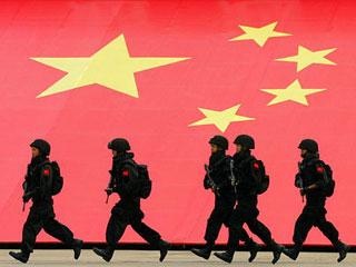 武警部隊舉行國慶動員大會