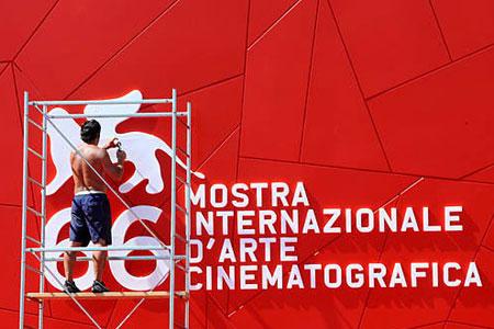 第66屆威尼斯電影節即將開幕