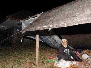 印尼地震灾区见闻