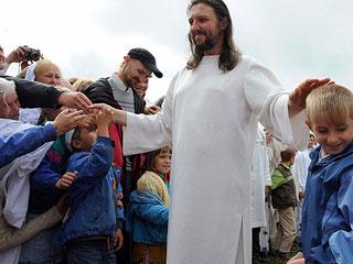 """""""基督再世""""?俄羅斯驚現""""上帝之子""""[組圖]"""