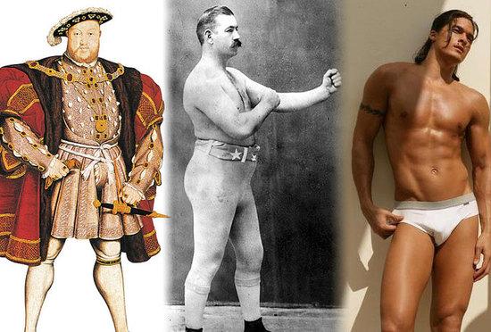 男人内裤的时尚演变史