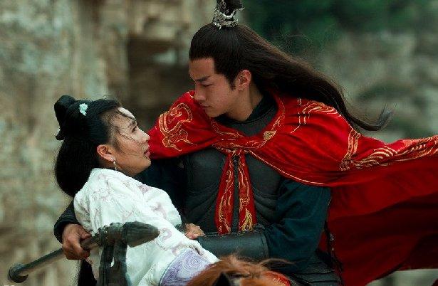 新《三国》十大绝色绝版美女帅哥 - yuruan - 黎黎影视明星博客