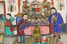 汉族传统年画
