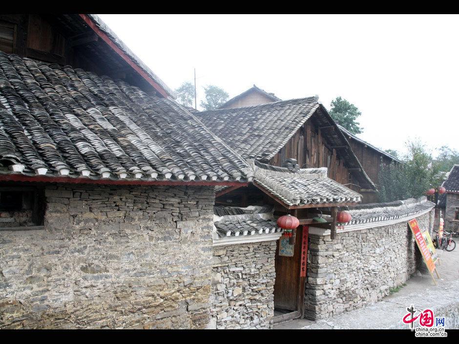 高清大图:贵州青岩古镇 中国魅力小镇之首