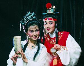 安徽黄梅戏