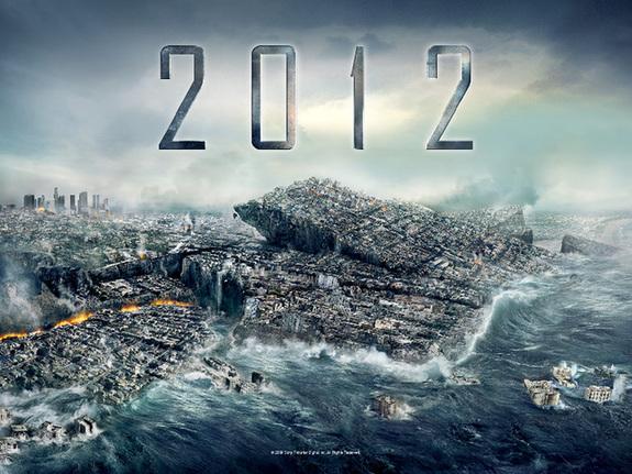 09年美国灾难大片《2012世界末日》实现了导演的意淫 - QM快乐码头——请您停靠 - .