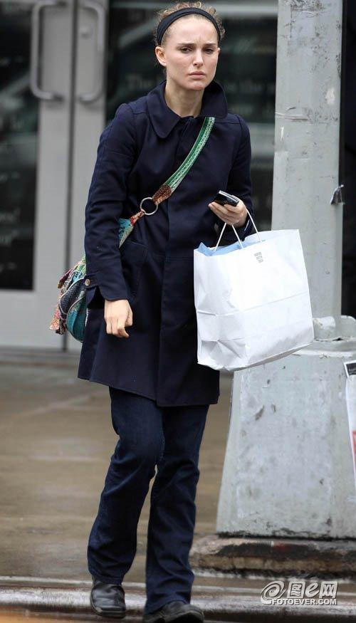 好莱坞女星一周精彩时尚街拍