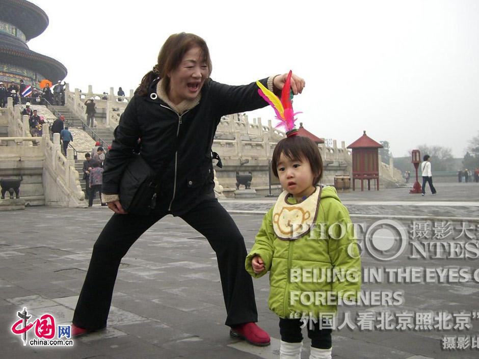 外国人看北京照北京——人物篇