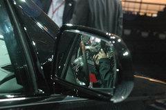 """sls赛威的外形设计源于凯迪拉克""""sixteen 概念车"""".大面积高清图片"""