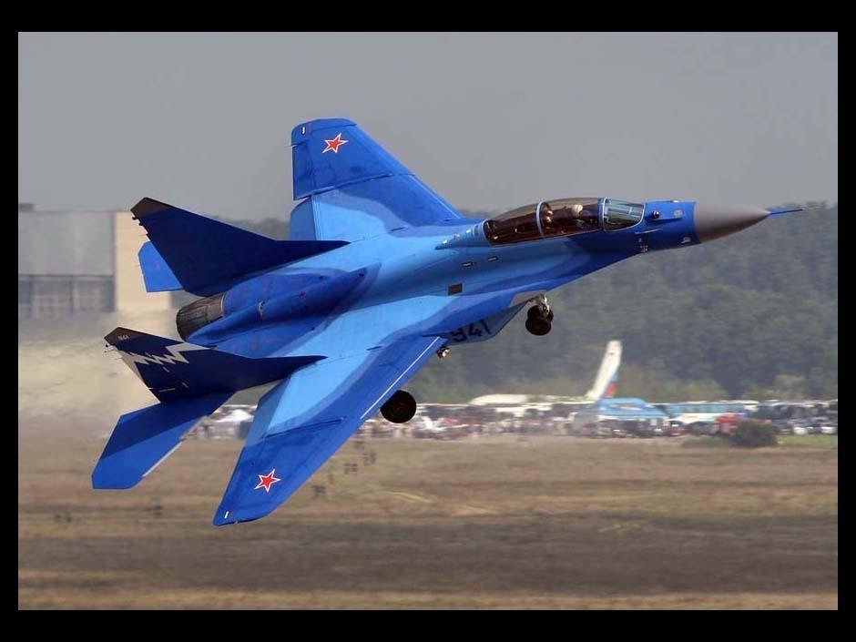 """由俄罗斯""""米格""""飞机制造集团"""