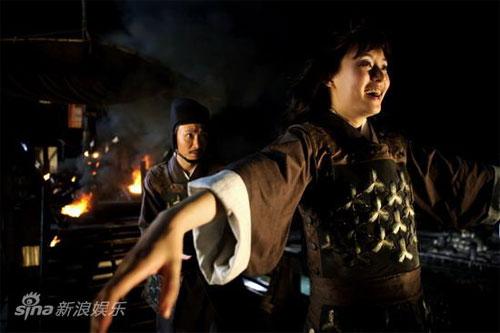《越光宝盒》曝剧照 群星大闹三国赤壁[组图]