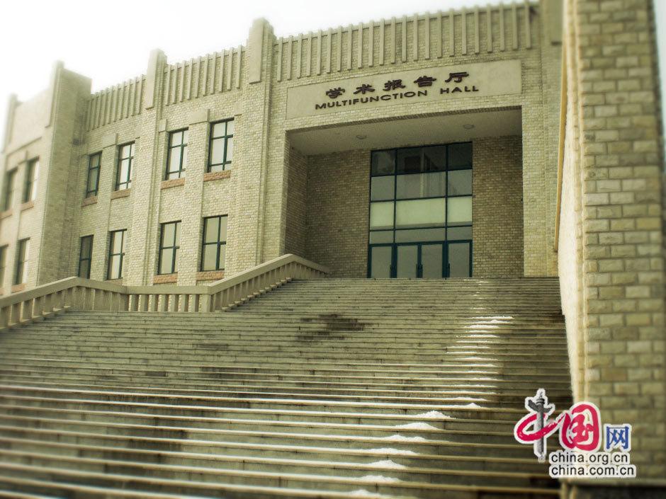 高校巡礼--欧式风格的辽宁大学