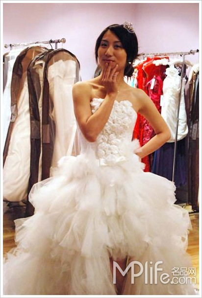 整体造型 婚纱礼服展示 海南金夫人论坛 三亚婚纱摄影 海口婚纱影楼