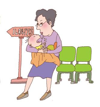孩子发烧如何饮食   孩子发烧而没有其他症状时,可让孩子安