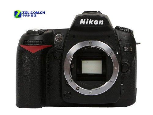 图为:尼康数码单反相机D90-全民单反时代已经来临 各品牌年末盘点
