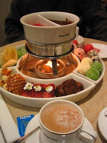 哈根达斯冰淇淋火锅-北京7大另类火锅盘点