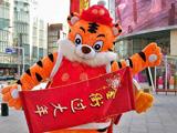 北京:喜气洋洋迎春节