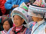 采花山:苗族最盛大的节日