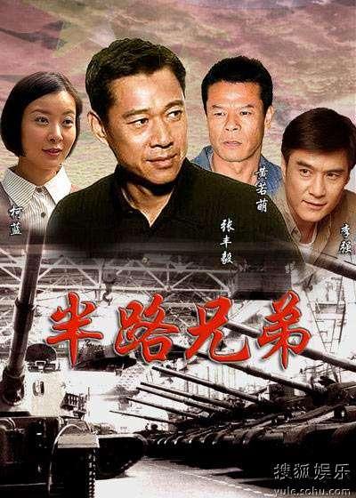 张丰毅《半路兄弟》全集DVD