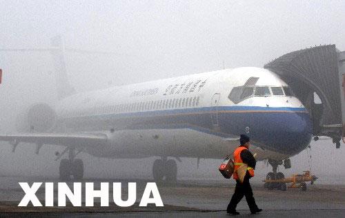 北京:机场航班延误二百余班