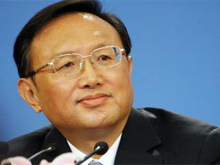 外交部部长杨洁篪风采