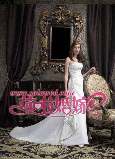 经典欧式宫廷复古婚纱