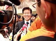 """湖南省委书记张春贤:我会看""""超级女声""""[组图]"""
