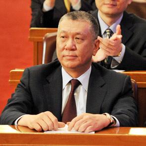 何厚铧委员当选政协第十一届全国委员会副主席