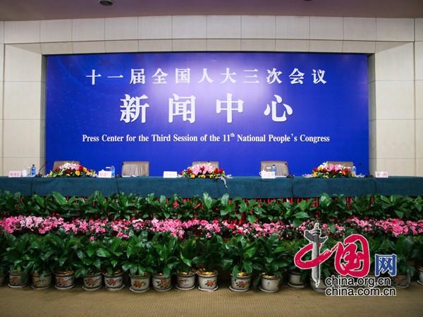 商务部副部长姜增伟-商务部负责人 搞活流通促进消费 集体采访