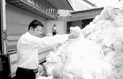 中国一次性餐盒合格率不到一半 危害如吸毒(图) - 易永武 - 深圳房屋银行====金管家