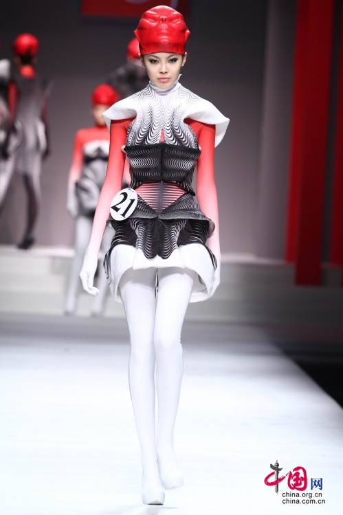 中国国际时装周开幕式