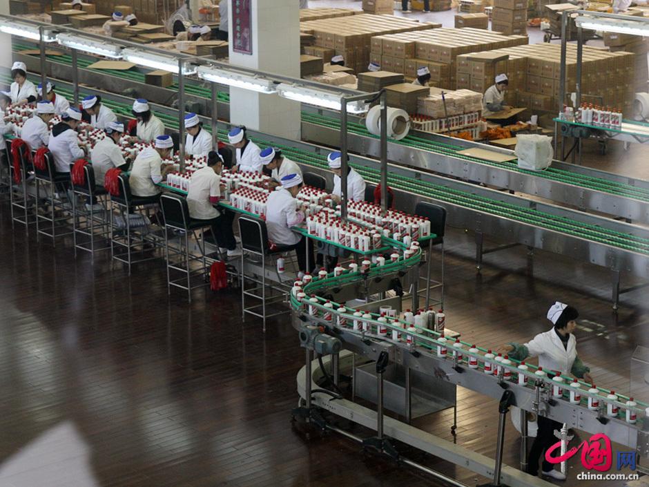 高清组图:走进贵州茅台酒厂_图片中心_中国网