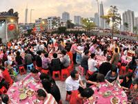 《城中村元宵盛宴》