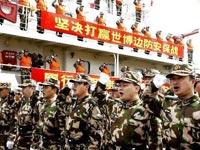 上海举行公安边防世博安保誓师大会[组图]