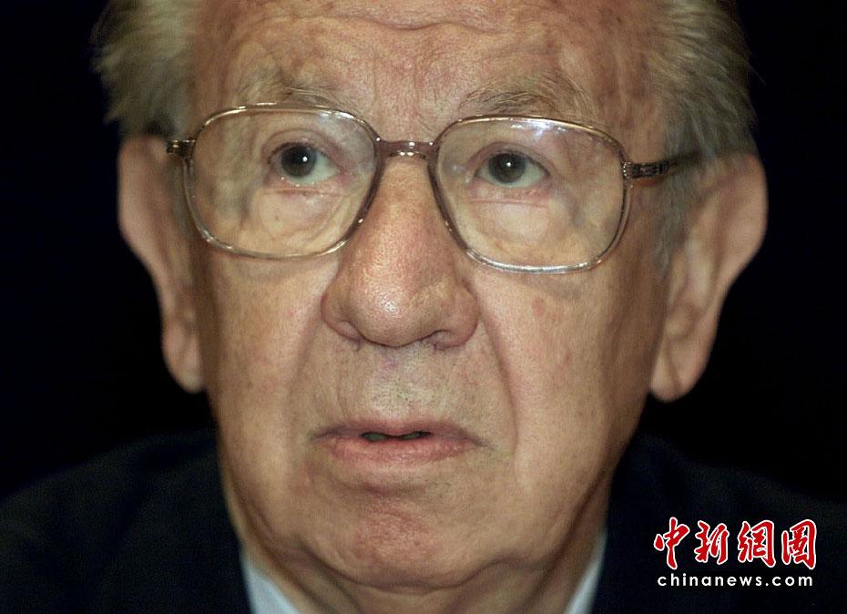 前国际奥委会主席萨马兰奇逝世