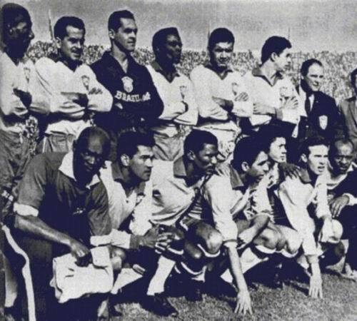 经典回顾 1962智利世界杯没有贝利巴西仍然称