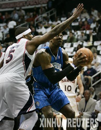 魔术晋级东部决赛 NBA2009 2010赛季图片