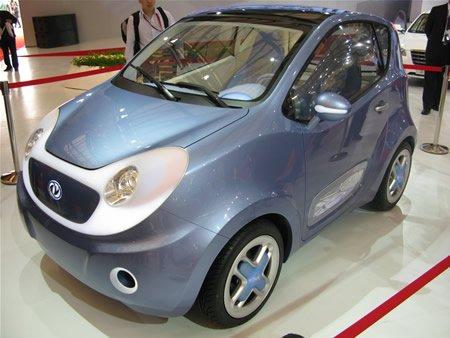 10款有望上市的国产电动车高清图片