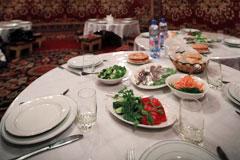 传统风味餐厅
