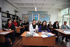 国际中哈语言学校