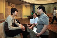 哈萨克民族乐器博物馆采访