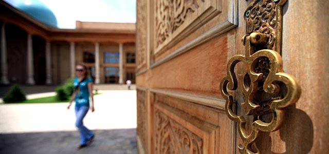 迷失在历史的幻影中——乌兹别克斯坦