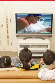 液晶电视成青少年视力'隐形杀手'