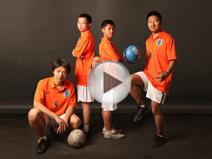 期待世界盃——狂熱的足球青年