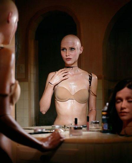 世界首款性爱机器人组图
