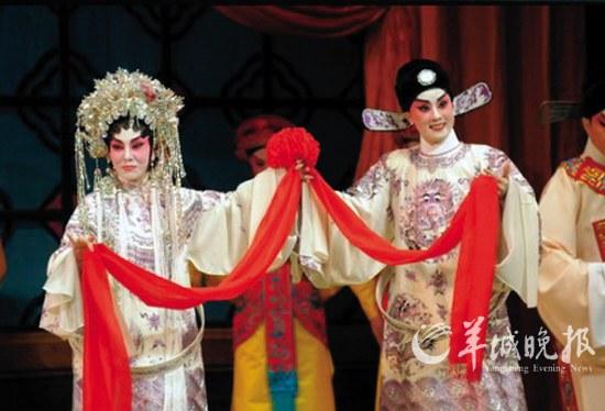 低票价看名角名戏 盖鸣晖将携 帝女花 到广州