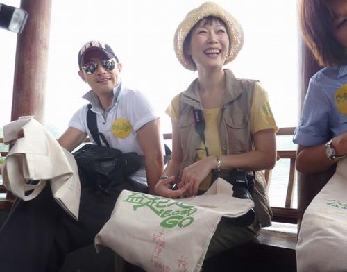 手绘环保袋