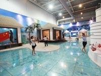 马尔代夫馆:水清沙幼的岛国风情