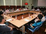 科学技术研究所召开纪念建党89周年座谈会